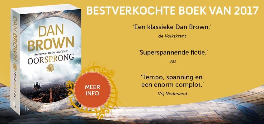 Bestverkochte boek 2017