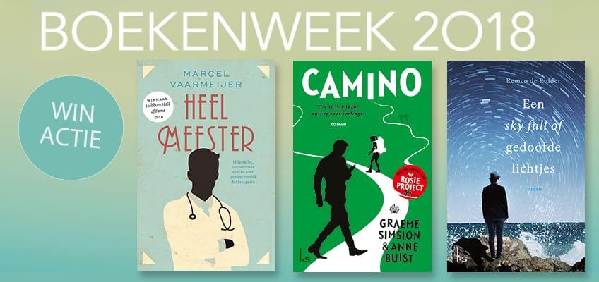 Boekenweek Winactie