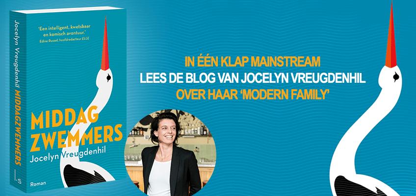 Blog Jocelyn Vreugdenhil