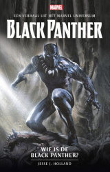 Wie is de Black Panther? -