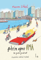 Geheim agent oma 2.0 - De grote goudroof -