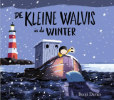 De kleine walvis in de winter -