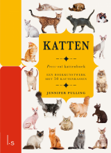 Katten - Press-out boek -